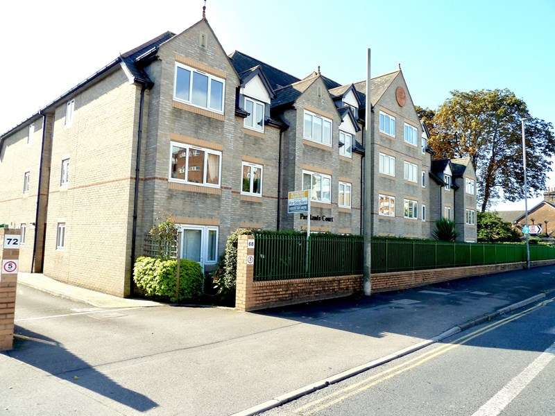 1 Bedroom Retirement Property for sale in Parkstone Road, Poole