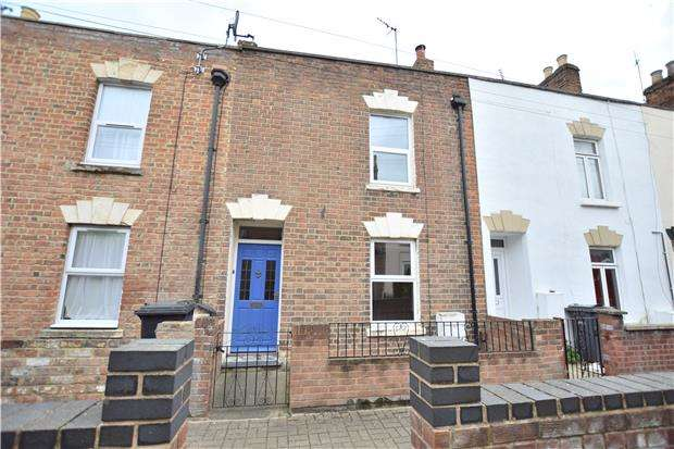 2 Bedrooms Terraced House for sale in Oxford Terrace, GLOUCESTER, GL1 3NT