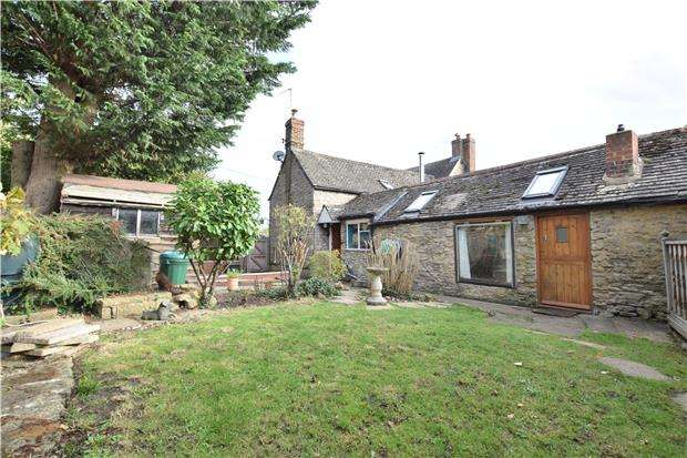2 Bedrooms Cottage House for sale in Acre End Cottage, 3 Witney Road, Eynsham, Oxfordshire, OX29 4PH