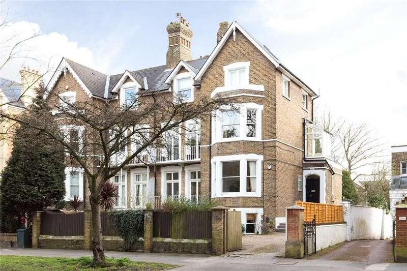2 Bedrooms Flat for sale in Kew Road, Kew, Surrey