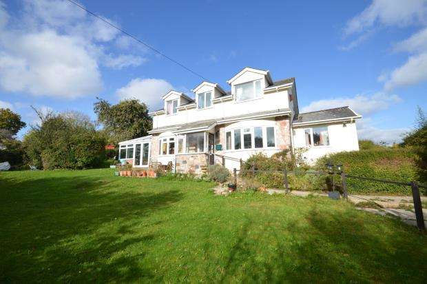 4 Bedrooms Detached House for sale in Liverton, Newton Abbot, Devon
