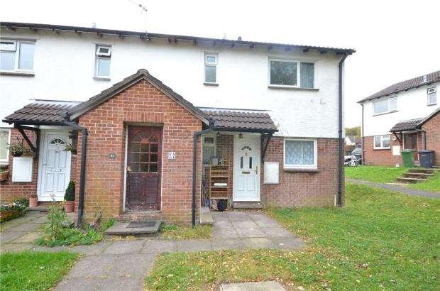 1 Bedroom Maisonette Flat for sale in Stravinsky Road, Basingstoke, Hampshire