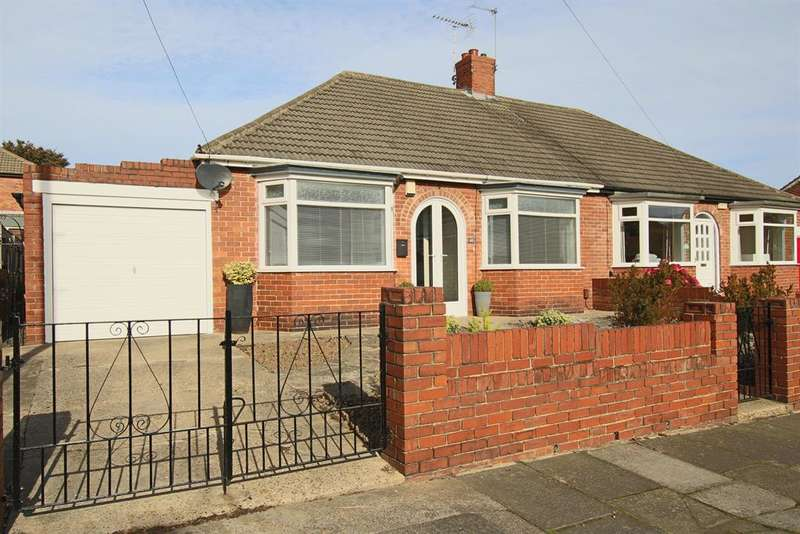 2 Bedrooms Bungalow for sale in Glenleigh Drive, The Broadway, Sunderland, SR4 9HA