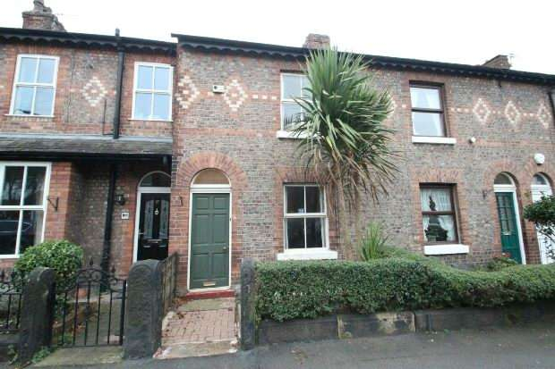 2 Bedrooms Terraced House for sale in Church Lane, Sale