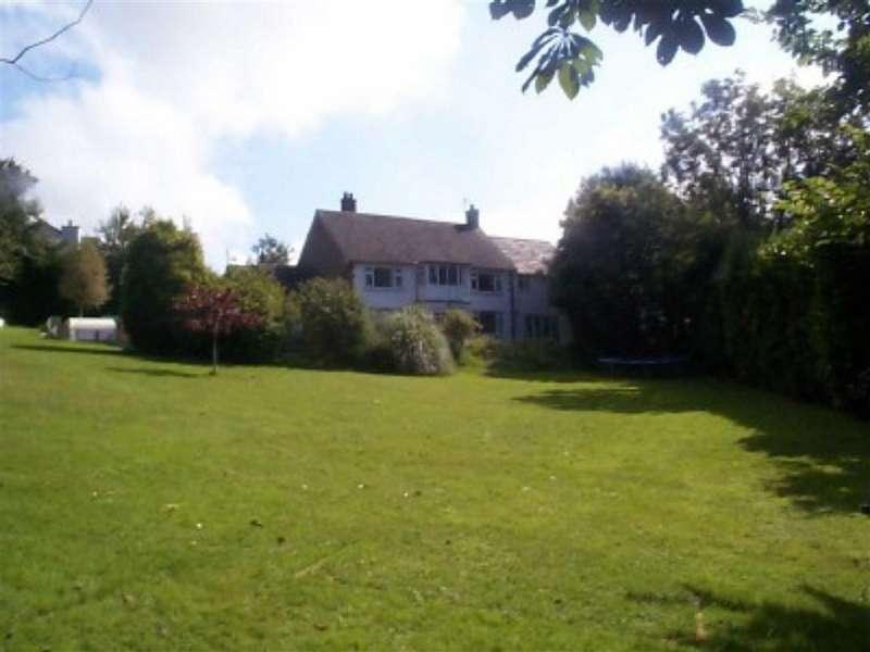 6 Bedrooms Detached House for sale in Harddfan, Rhydyfelin, Aberystwyth, Ceredigion, SY23