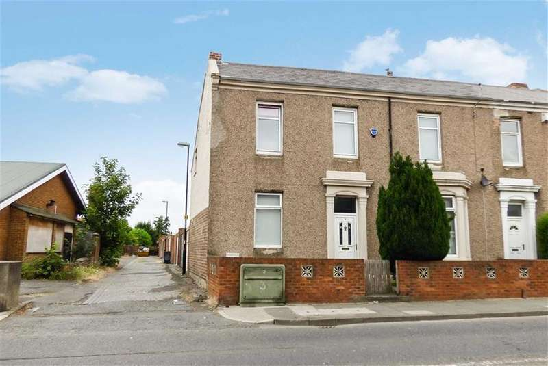 2 Bedrooms Terraced House for sale in Burn Terrace, Wallsend