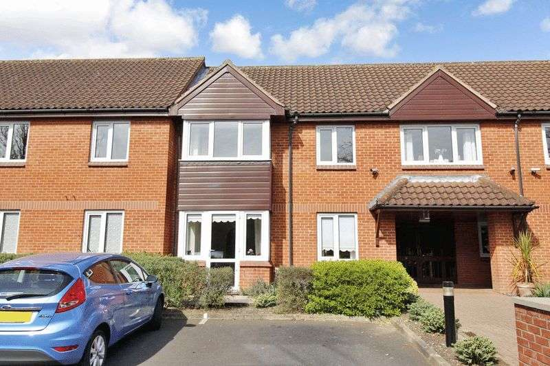 1 Bedroom Property for sale in Old School Court, Stowmarket, IP14 1NB