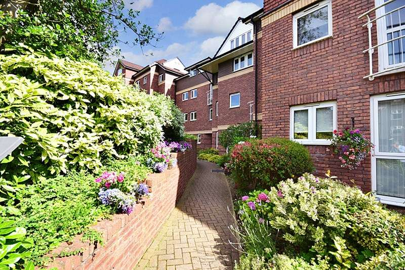 1 Bedroom Property for sale in Ridgeway Court, Derby, DE23 6LH
