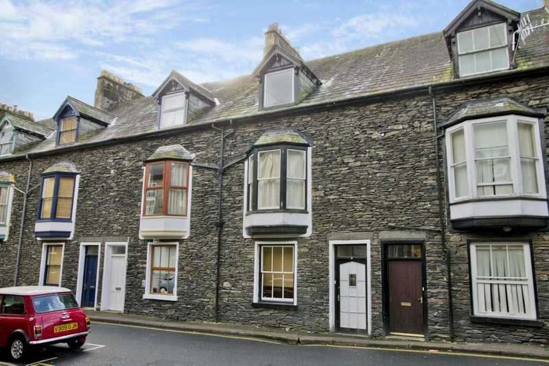 4 Bedrooms Terraced House for sale in 2 North Terrace, Bowness On Windermere, Cumbria, LA23 3AU