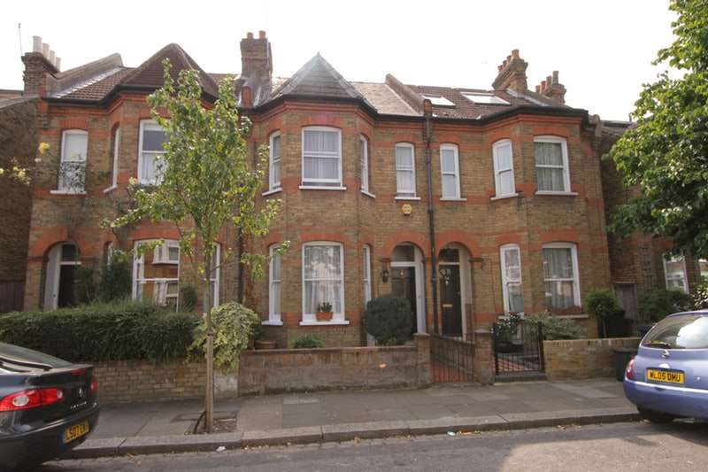 3 Bedrooms Terraced House for sale in Elthorne Avenue, LONDON, London, W7