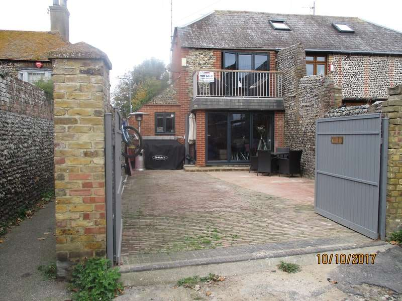 2 Bedrooms End Of Terrace House for sale in Nelson Place, Broadstairs, Kent, CT10