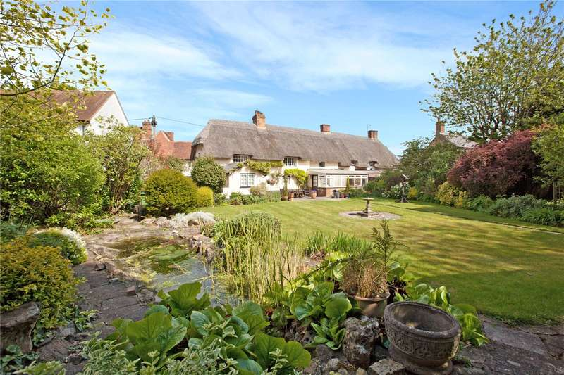 5 Bedrooms Detached House for sale in Aldbourne, Marlborough, Wiltshire, SN8