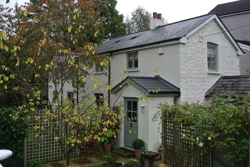 3 Bedrooms Cottage House for sale in Old Bailey, Pontymoile, Pontypool, NP4