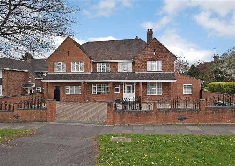 7 Bedrooms Detached House for sale in 2, Pinfold Lane, Penn, Wolverhampton, West Midlands, WV4