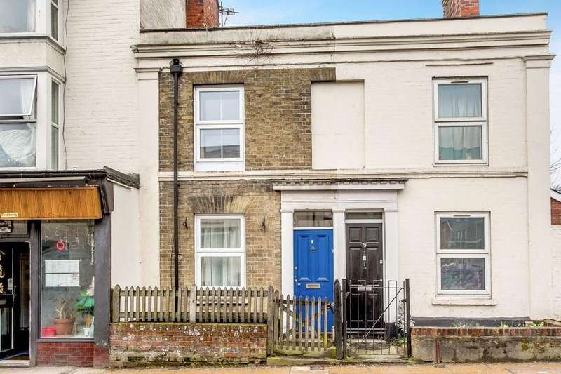 2 Bedrooms Terraced House for sale in North Walls, Winchester, SO23
