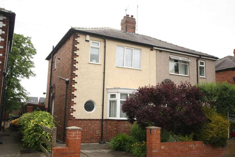 2 Bedrooms Semi Detached House for sale in Saltersgate Road, Darlington