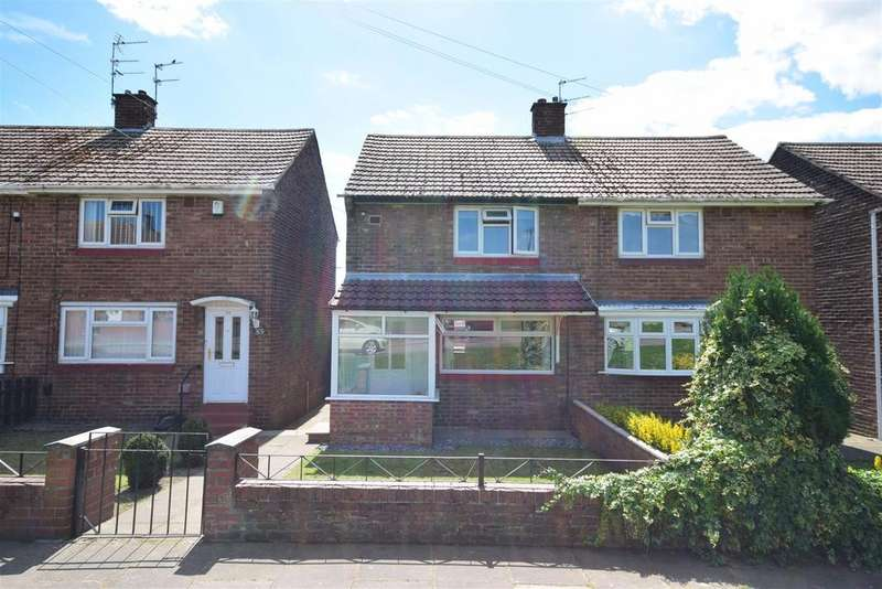 2 Bedrooms Semi Detached House for sale in Galashiels Road, Grindon, Sunderland