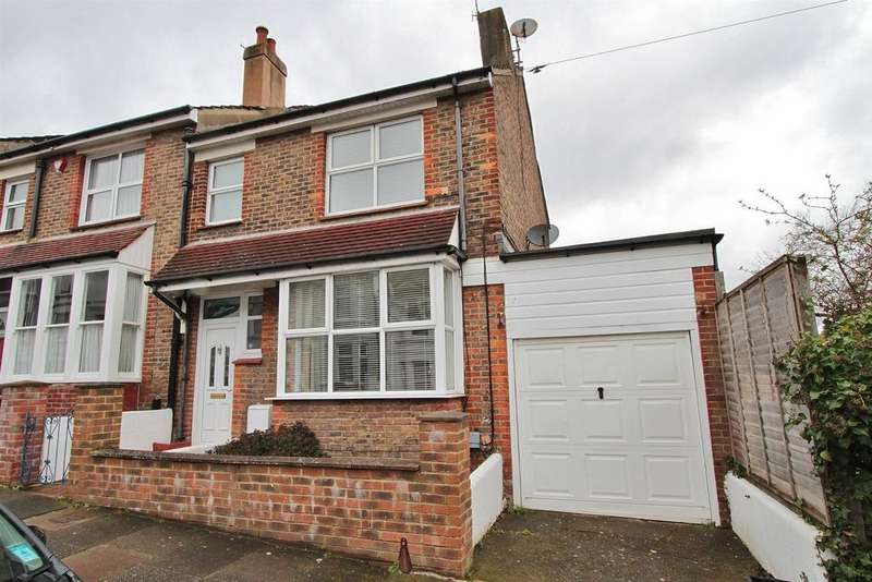 3 Bedrooms End Of Terrace House for sale in Richmond Road