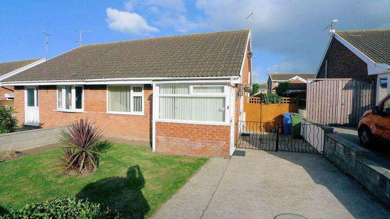 2 Bedrooms Semi Detached Bungalow for sale in Lon Ceiriog, Prestatyn