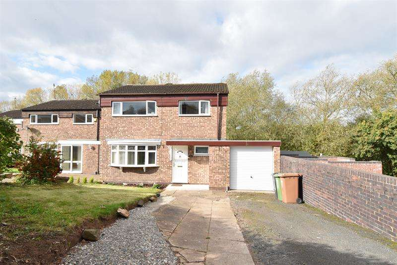 3 Bedrooms Link Detached House for sale in Paddock Way, Droitwich