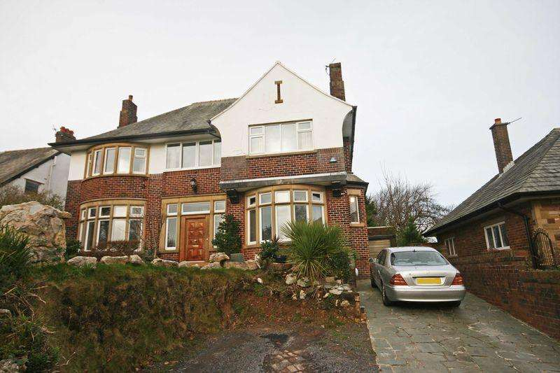 6 Bedrooms Detached House for sale in North Park Drive, Blackpool
