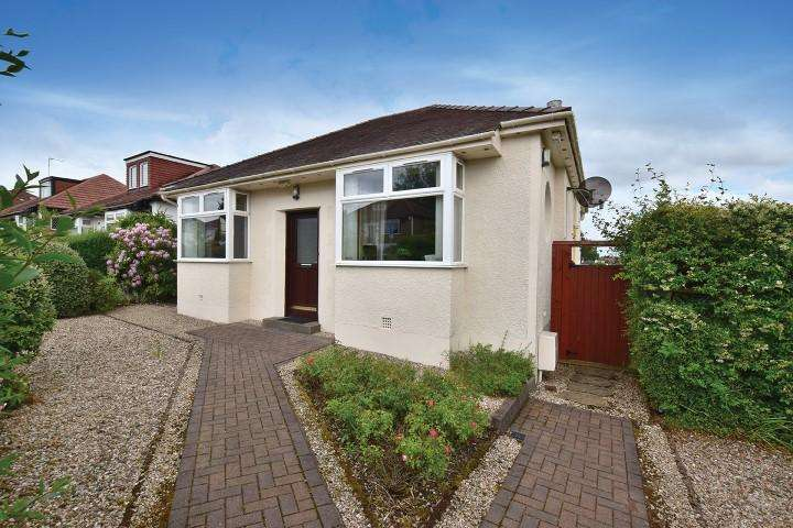 4 Bedrooms Detached Bungalow for sale in 36 Rannoch Drive, Bearsden, G61 2LF