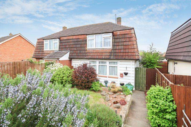 3 Bedrooms Semi Detached House for sale in REDHILL