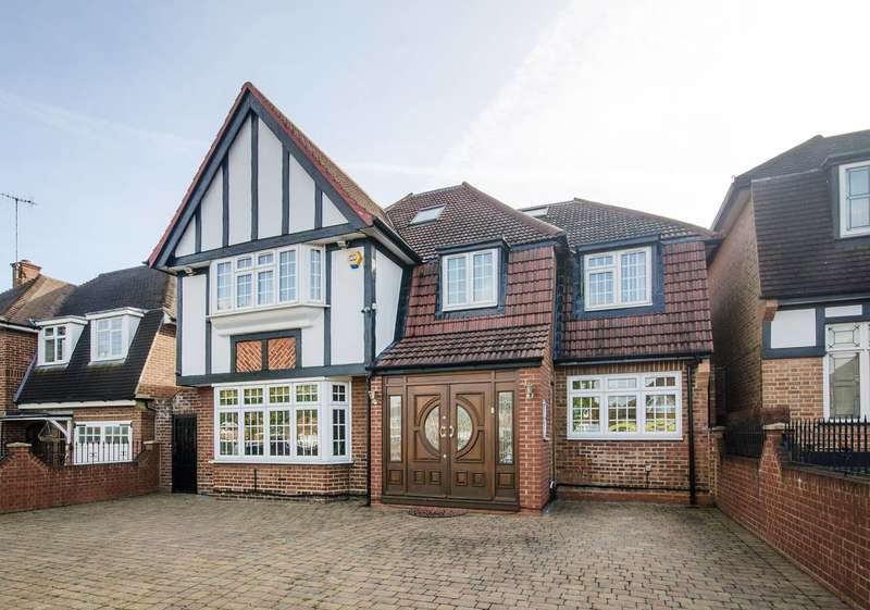 5 Bedrooms House for sale in Sudbury Court Drive, Harrow, HA1