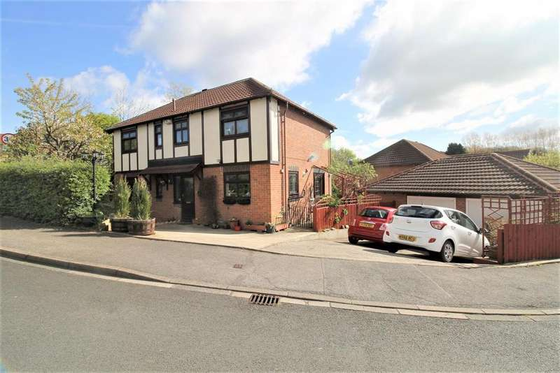 4 Bedrooms Detached House for sale in Bonnygrove, Marton-In-Cleveland, Middlesbrough