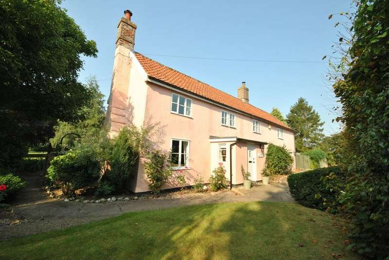 5 Bedrooms Detached House for sale in Great Green Road, Palgrave, Suffolk