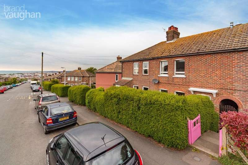 2 Bedrooms Terraced House for sale in Pankhurst Avenue, Brighton, BN2