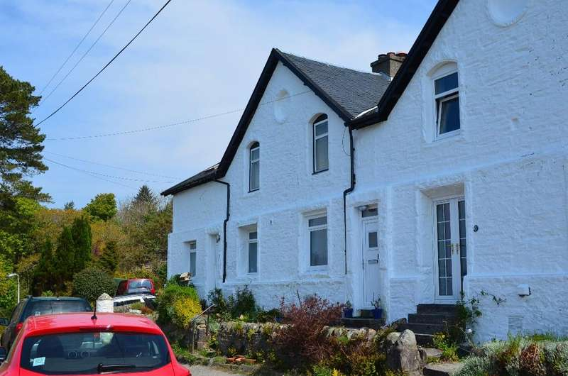 3 Bedrooms Terraced House for sale in Hamlet Hill, Cove, Argyll Bute, G84 0NB