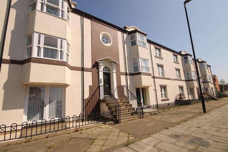 2 Bedrooms Apartment Flat for sale in St. Marys Court, Headland, Hartlepool