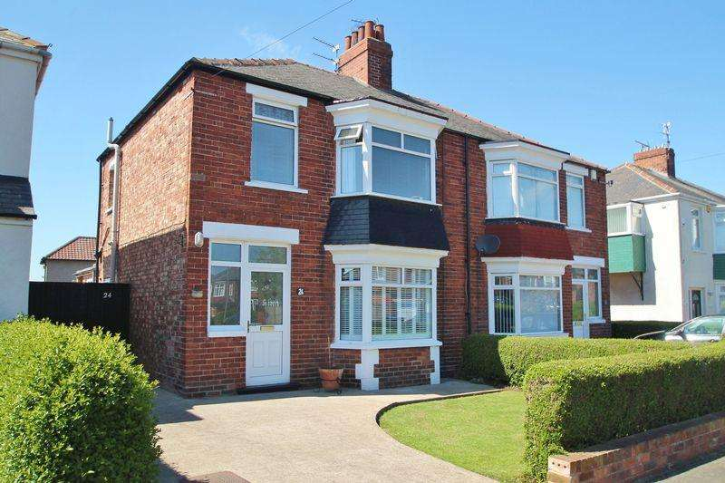 3 Bedrooms Semi Detached House for sale in Broadgate Road, Linthorpe
