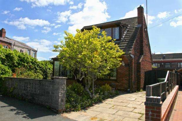 2 Bedrooms Detached Bungalow for sale in THURLBY CLOSE WIGAN ASHTON IN MAKERFIELD