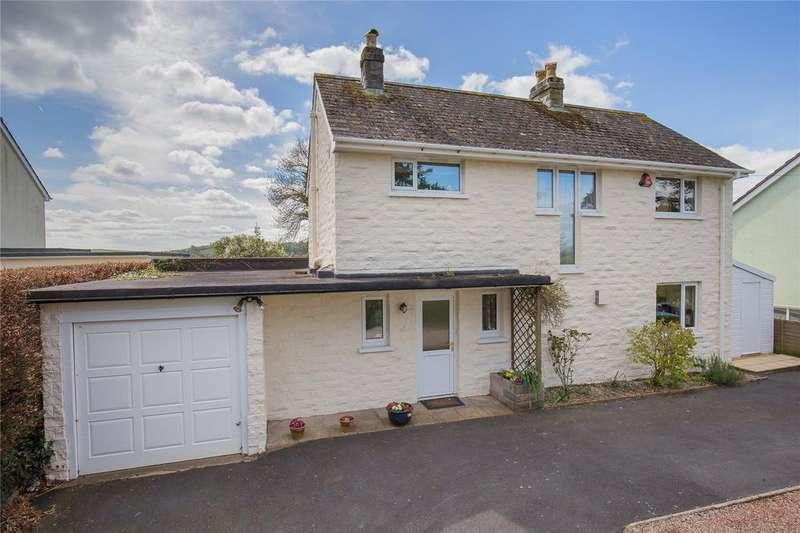 4 Bedrooms Detached House for sale in Blackpost Lane, Totnes, Devon, TQ9
