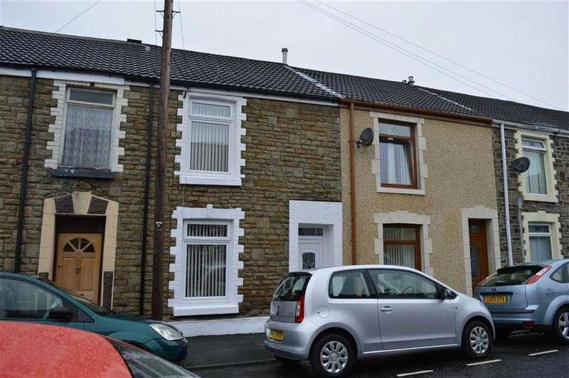 3 Bedrooms Terraced House for sale in Bennett Street, Swansea, SA1