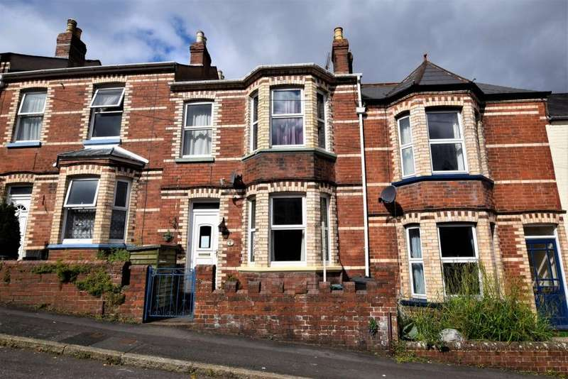 3 Bedrooms House for sale in Elton Road, Mount Pleasant, EX4