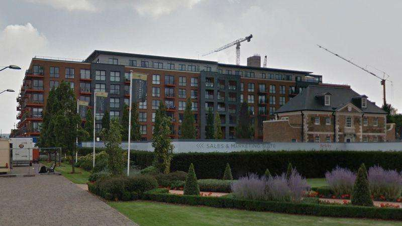 Studio Flat for sale in Kinetic, Royal Arsenal Riverside, Woolwich, London, SE18