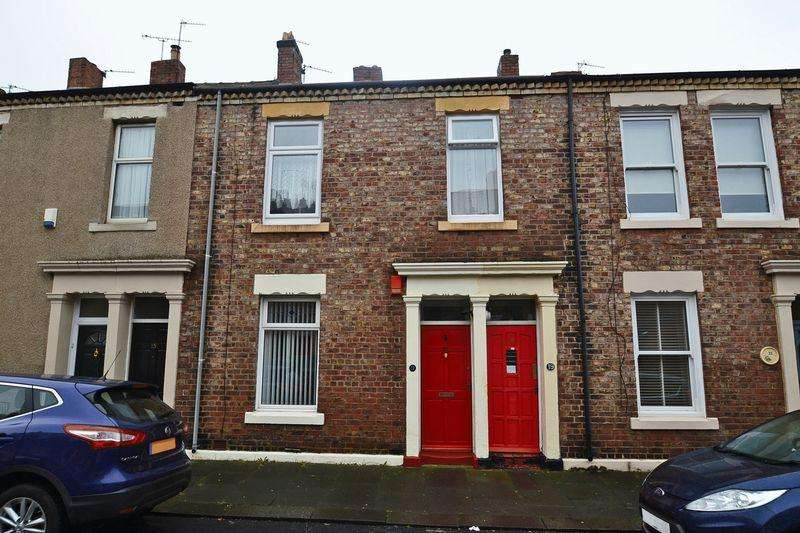 2 Bedrooms Flat for sale in Hopper Street, North Shields