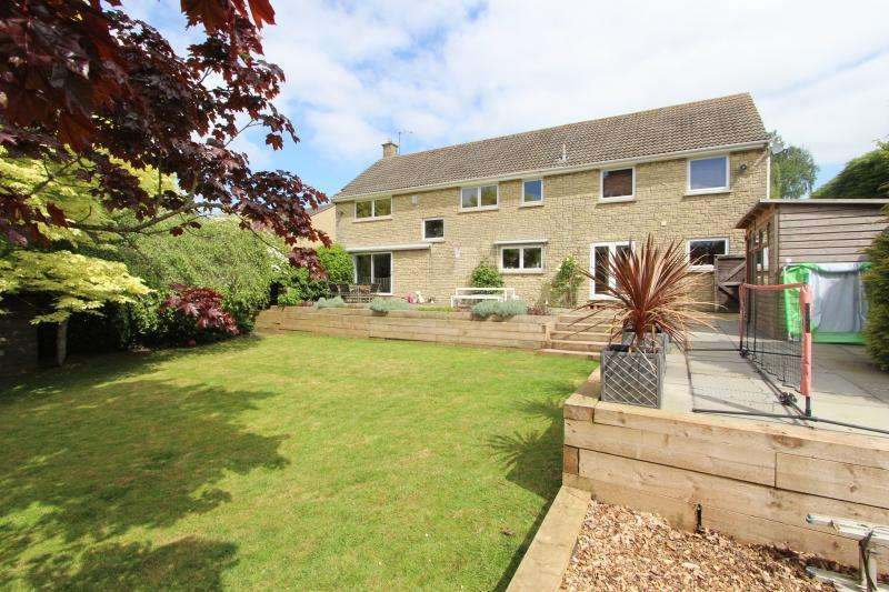 5 Bedrooms Detached House for sale in Upper Farm Close, Norton St Philip