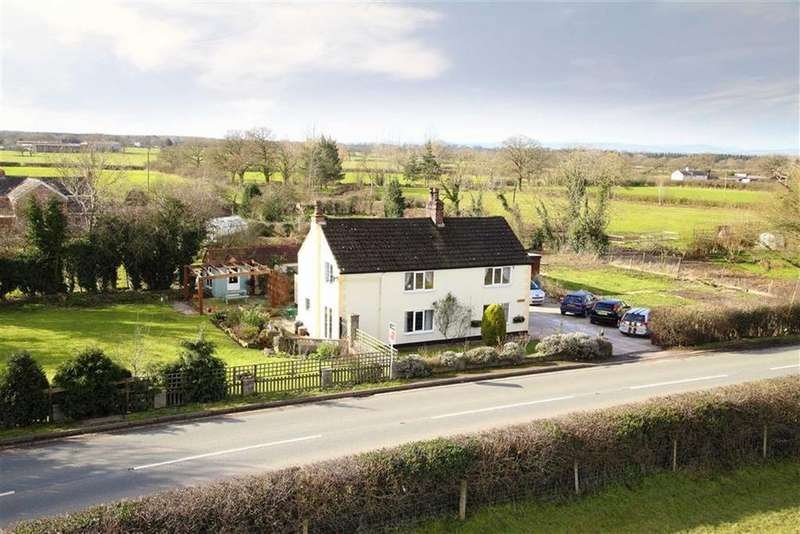 4 Bedrooms Detached House for sale in Higher Penley, Overton-on-Dee, LL13