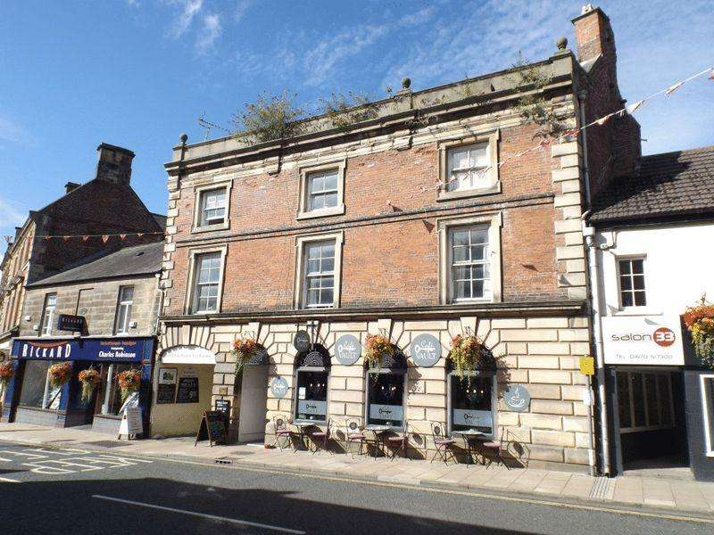 1 Bedroom Flat for sale in Dacre House - Flat 1 29 Newgate Street , Morpeth