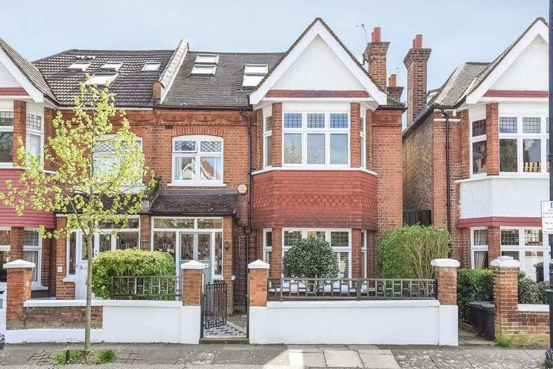 5 Bedrooms Semi Detached House for sale in Landford Road, Putney