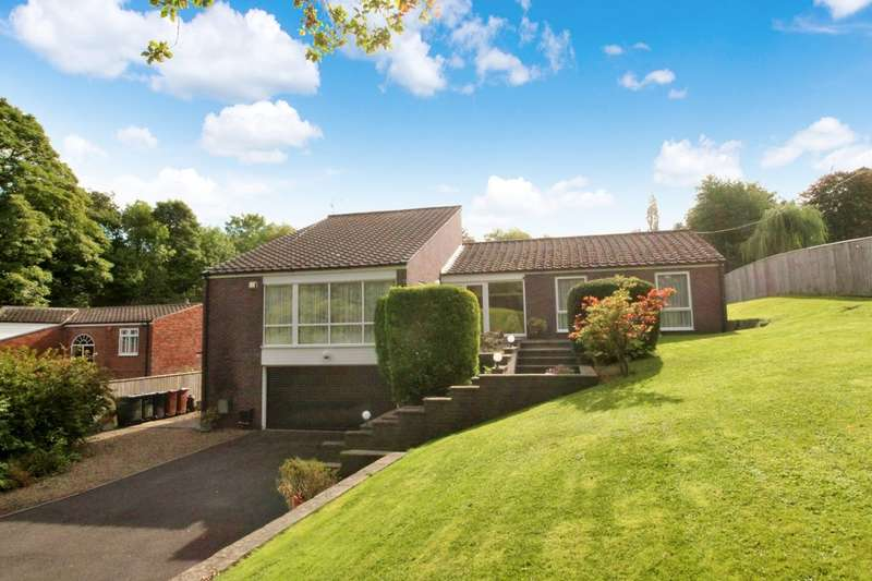 5 Bedrooms Detached House for sale in Painshawfield Road, Stocksfield