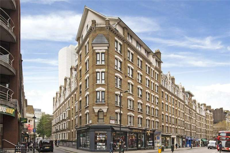 1 Bedroom Flat for sale in Sandringham Flats, Charing Cross Road, London