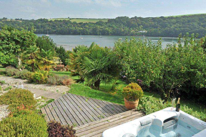 5 Bedrooms Detached House for sale in Golant, Fowey, Cornwall, PL23