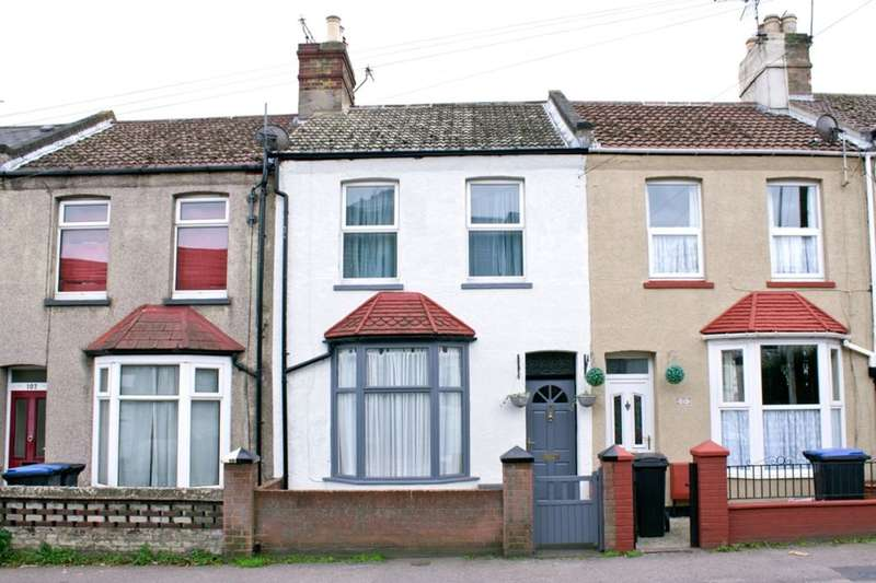 2 Bedrooms Property for sale in Boundary Road, Ramsgate, CT11
