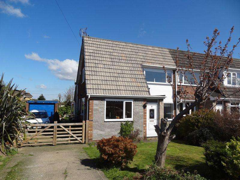 3 Bedrooms Semi Detached House for sale in Elwyn Drive,