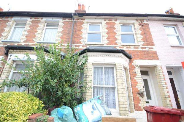 3 Bedrooms Terraced House for sale in Valentia Road, Reading, Berkshire